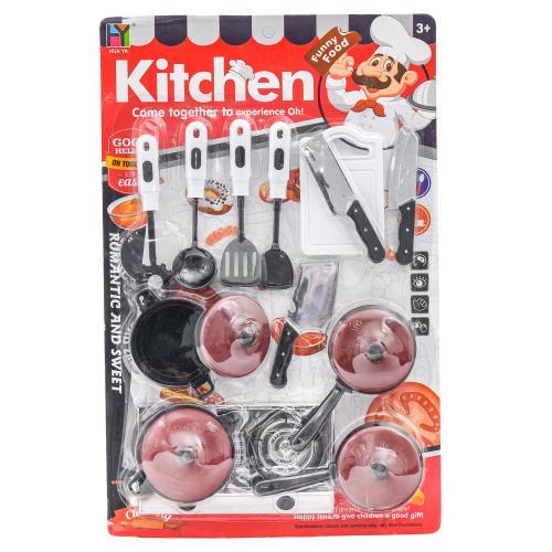 Набор посуды на планшете, MM 001174