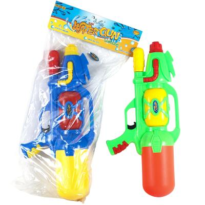 Водный пистолет с насосом, в пакете