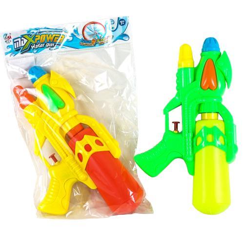 Водный пистолет 3 вида, в пакете 27, M800