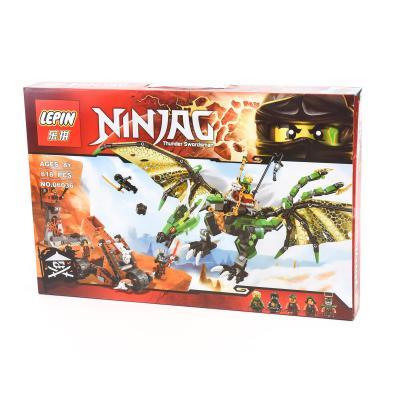 "Конструктор LEPIN ""NinjaG"""