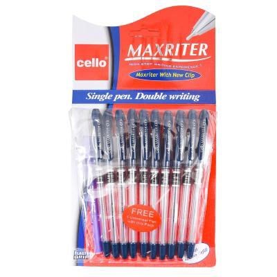 Ручка шариковая на масленной основе,CELLO Maxrit