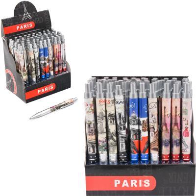 Ручка PARIS, шариковая, синяя, 60 шт. (цена за штуку)