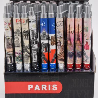 Ручка PARIS, шариковая, синяя, 60 шт. (цена за штуку), SAT-558-P