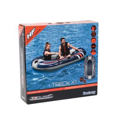 Лодка Bestway, Hydro-Force Raft, 228х121х36 см