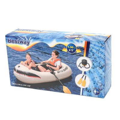 Лодка Bestway, 196х114 см