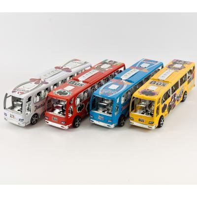 Автобус, инерционный, 552-552-3