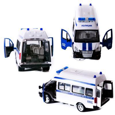 Машина городская служба