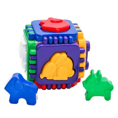 Кубик логический, МГ 014