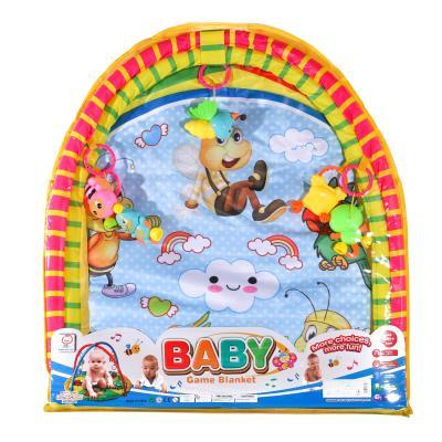 Коврик для младенца 001-4-6-8-11-13 (24шт) подвеск