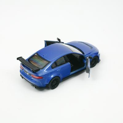 Машинка металлическая, Jaguar XE SV Progect 8, KT 5416W