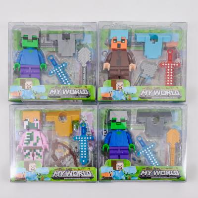 Minecraft, 2017-12