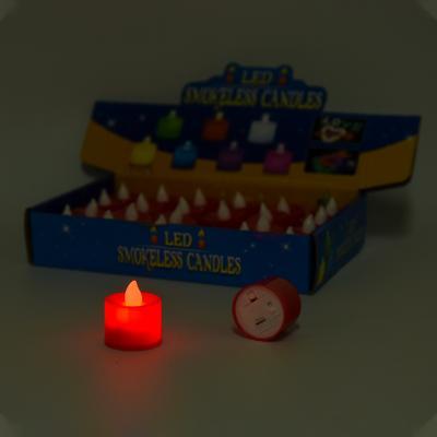 Светодиодная электронная свеча, HT2001-8