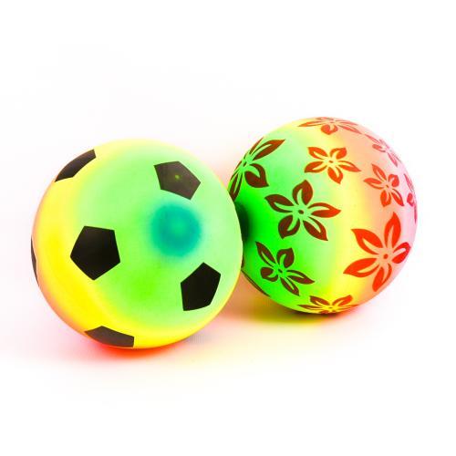 Мяч резиновый, PE9-3
