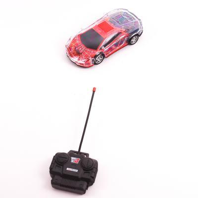 """Машина на радиоуправлении """"Спайдермен"""", 048"""