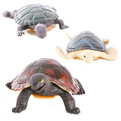 Животное A116-PDQ (144шт) черепаха, 13см, 12шт(3ви