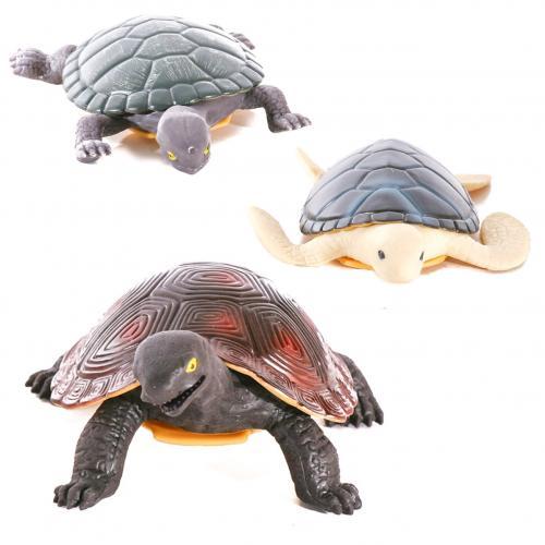 Животное A116-PDQ (144шт) черепаха, 13см, 12шт(3ви, A116-PDQ