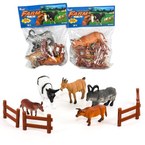 """Набор животных """"Домашние животные"""", H640"""