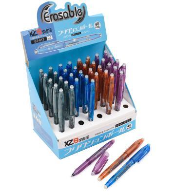 Ручка шариковая ''Пишиет-стирает'' с резинкой 0,5м