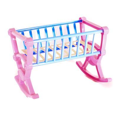 Анюта кроватка в сетке для кукол