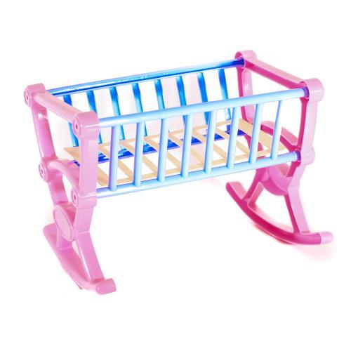 Анюта кроватка в сетке для кукол, MAX 5053
