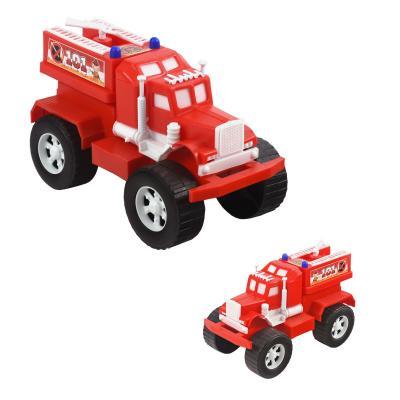 Трактор пожарный